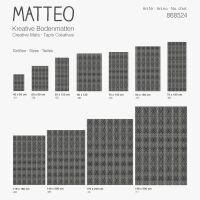 Vinyl Teppich MATTEO Ethno 8 140 x 200 cm