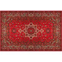 Vinyl Teppich MATTEO Perser rot 118 x 180 cm