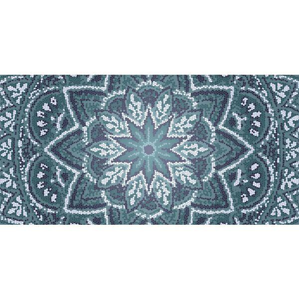 Vinyl Teppich MATTEO Mosaic 2 70 x 140 cm