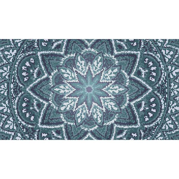 Vinyl Teppich MATTEO Mosaic 2 90 x 160 cm