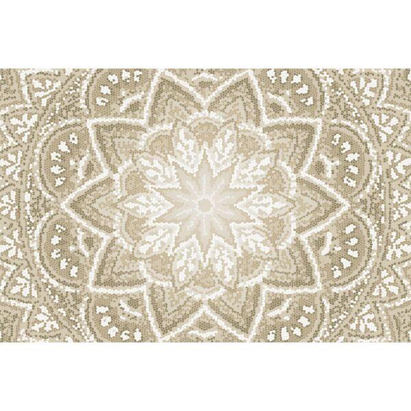 Vinyl Teppich MATTEO Mosaic 5 60 x 90 cm