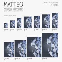 Vinyl Teppich MATTEO Mosaic 1 118 x 180 cm