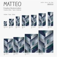 Vinyl Teppich MATTEO Mosaic 6 70 x 140 cm