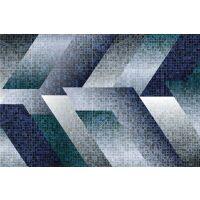 Vinyl Teppich MATTEO Mosaic 6 90 x 135 cm