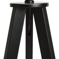 Stehlampe TRIVET weiss-schwarz